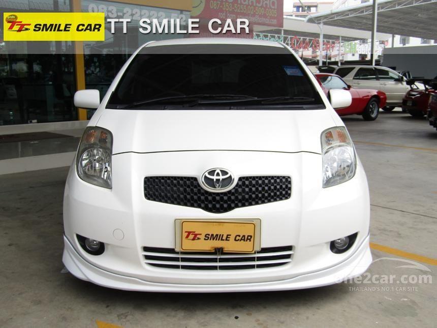 2008 Toyota Yaris E Limited Hatchback