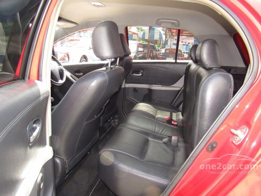 2006 Toyota YARIS E Limited Hatchback