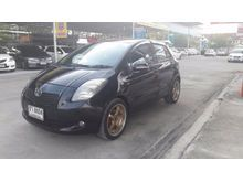 2006 Toyota YARIS (ปี 06-13) E Limited 1.5 AT Hatchback