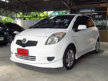 2008 Toyota Yaris (ปี 06-13) E Limited 1.5 AT Hatchback