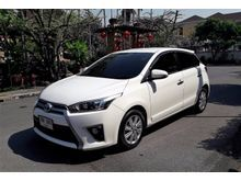 2015 Toyota Yaris (ปี 13-17) G 1.2 AT Hatchback