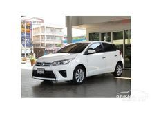 2014 Toyota Yaris (ปี 13-17) G 1.2 AT Hatchback