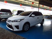 2013 Toyota Yaris (ปี 13-17) G 1.2 AT Hatchback