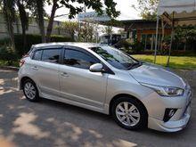 2013 Toyota Yaris (ปี 13-17) G 1.2 AT Hatchback