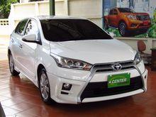 2015 Toyota Yaris (ปี 13-17) G 1.2 AT Hatchback