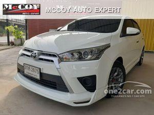 2014 Toyota Yaris 1.2 (ปี 13-17) G Hatchback