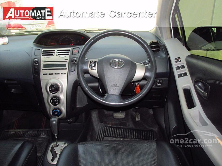 2009 Toyota Yaris G Hatchback