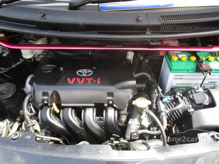 2007 Toyota Yaris G Limited Hatchback