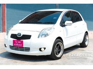 2008 Toyota Yaris 1.5 (ปี 06-13) G Limited Hatchback AT