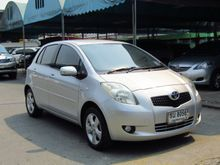 2007 Toyota Yaris (ปี 06-13) G Limited 1.5 AT Hatchback