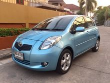 2006 Toyota Yaris (ปี 06-13) G Limited 1.5 AT Hatchback