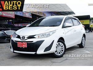 2018 Toyota Yaris 1.2 (ปี 13-17) J Hatchback