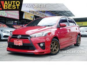 2014 Toyota Yaris 1.2 (ปี 13-17) J Hatchback