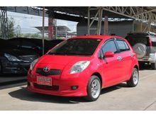 2010 Toyota Yaris (ปี 06-13) J 1.5 AT Hatchback