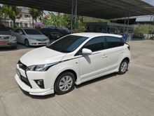 2015 Toyota Yaris (ปี 13-17) J 1.2 AT Hatchback