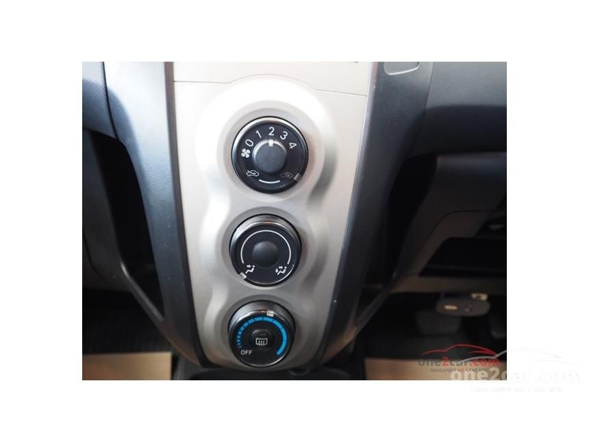 2012 Toyota Yaris J Hatchback