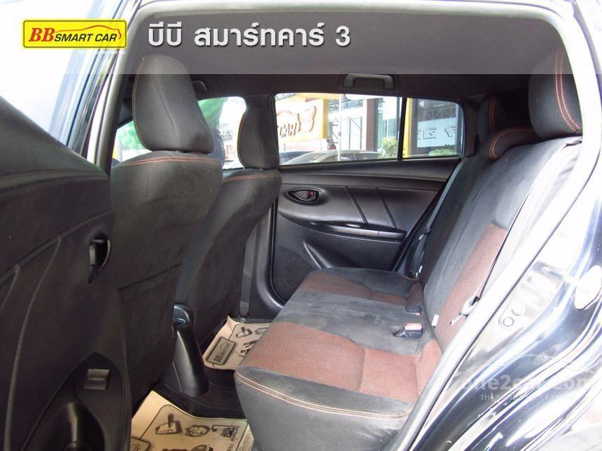 2014 Toyota Yaris J Hatchback