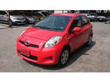 2012 Toyota Yaris (ปี 06-13) J 1.5 AT Hatchback