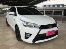 2013 Toyota Yaris (ปี 13-17) J 1.2 AT Hatchback