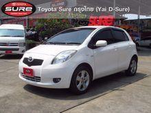 2009 Toyota Yaris (ปี 06-13) J 1.5 AT Hatchback