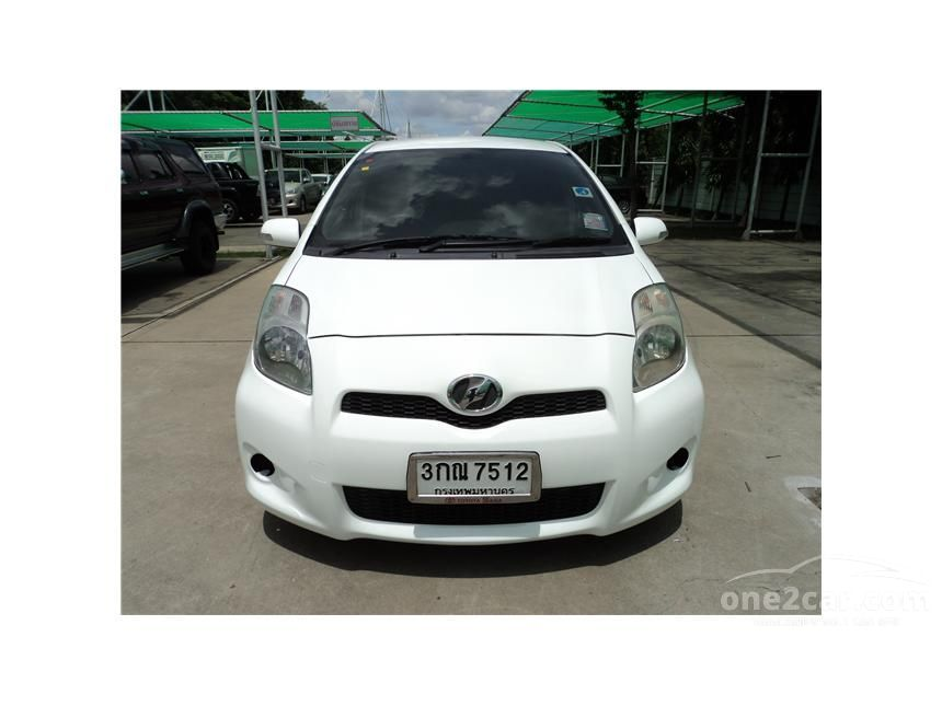 2008 Toyota Yaris J Hatchback