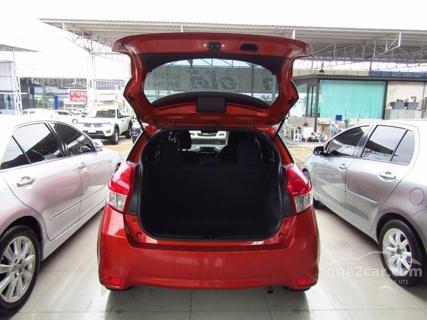 2013 Toyota Yaris J Hatchback
