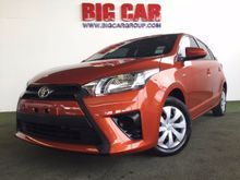 2014 Toyota Yaris (ปี 13-17) J 1.2 AT Hatchback