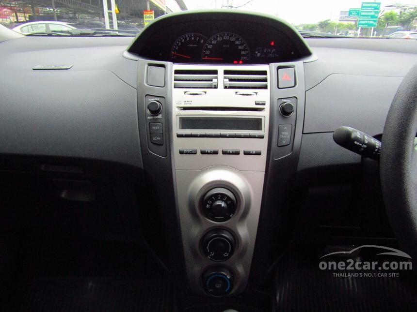2010 Toyota Yaris J Hatchback
