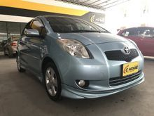 2007 Toyota Yaris (ปี 06-13) S 1.5 AT Hatchback