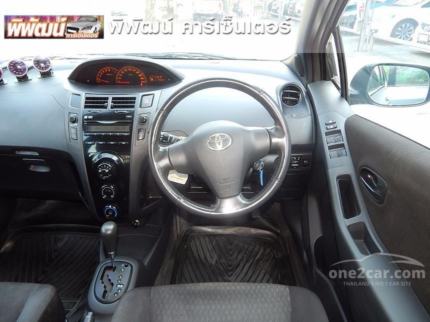 2006 Toyota Yaris S Hatchback