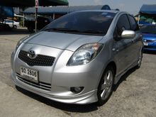 2007 Toyota Yaris (ปี 06-13) S Limited 1.5 AT Hatchback