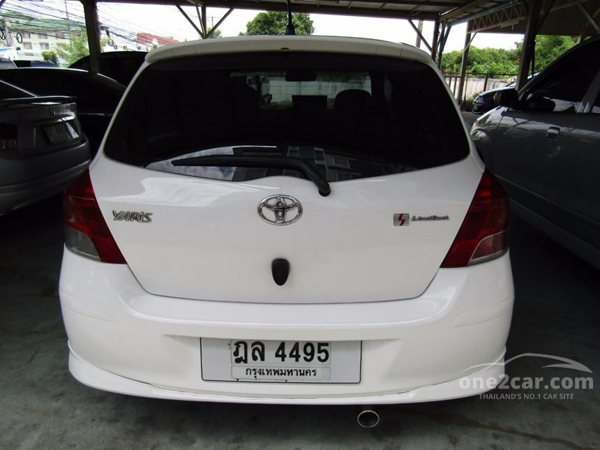 2010 Toyota Yaris S Limited Hatchback