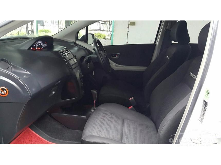 2010 Toyota Yaris TRD Hatchback