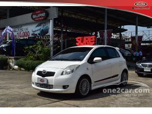 2008 Toyota Yaris 1.5 (ปี 06-13) TRD Sportivo Hatchback AT