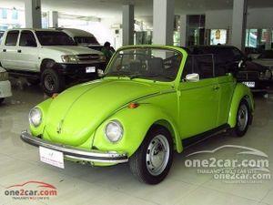 1972 Volkswagen Beetle Classic Car 1300 1.3 MT Convertible