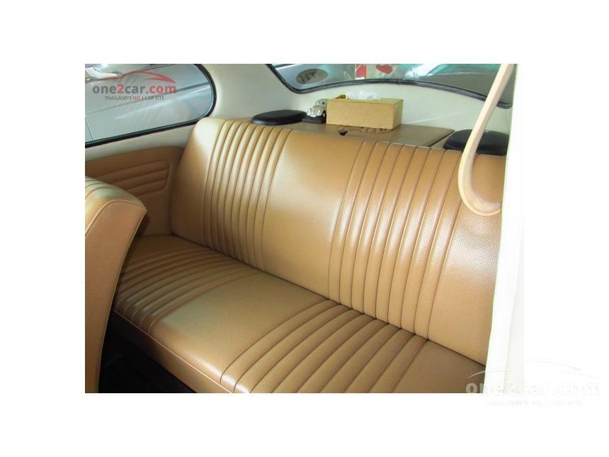 1973 Volkswagen Beetle 1300 Sedan
