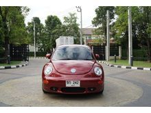 2001 Volkswagen Beetle (ปี 00-12) 2.0 AT Coupe