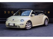 2003 Volkswagen Beetle (ปี 00-12) 2.0 AT Coupe