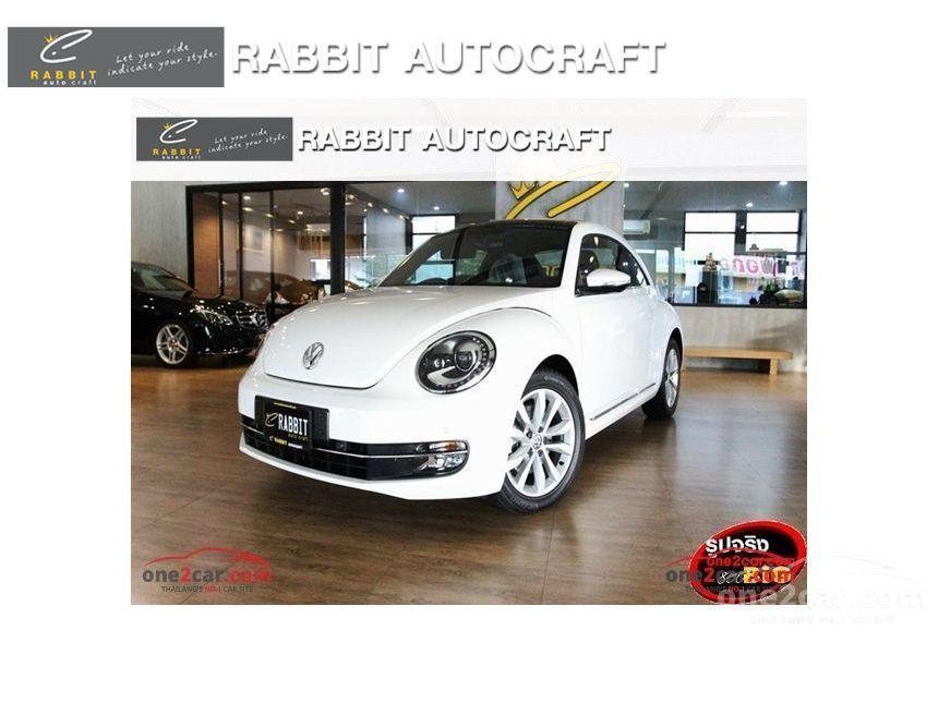 2015 Volkswagen Beetle GT TSi Hatchback