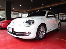 2014 Volkswagen Beetle (ปี 12-16) TSi 1.4 AT Convertible