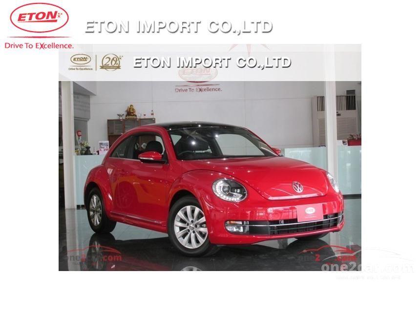 2015 Volkswagen Beetle TSi Coupe