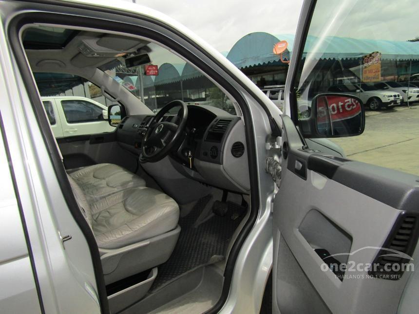 2008 Volkswagen Caravelle Business Line Van