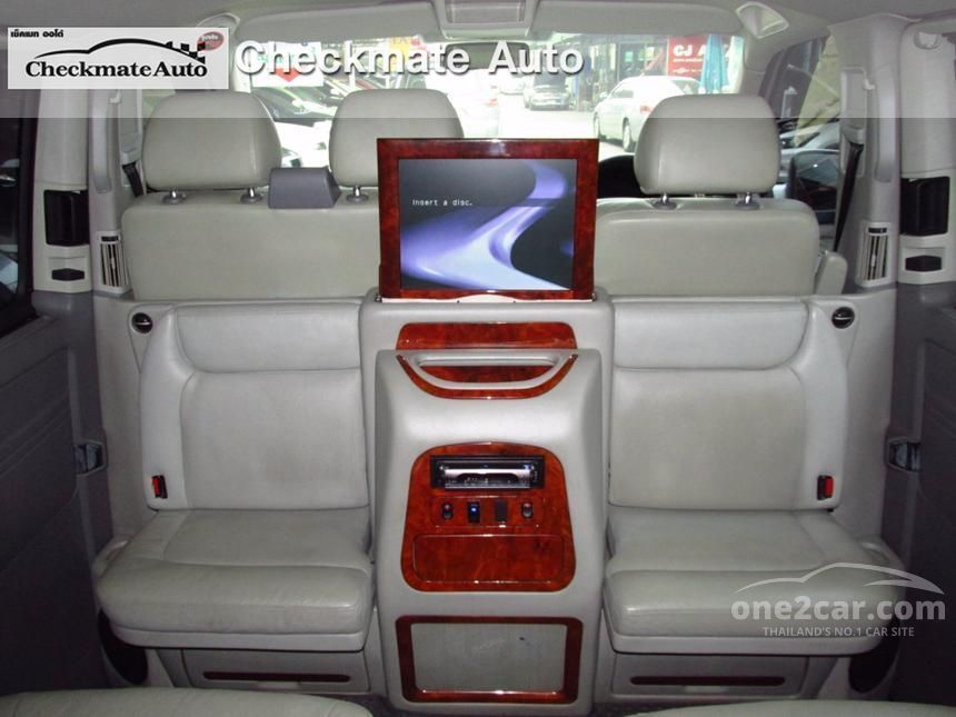 2006 Volkswagen Caravelle Executive Van