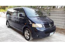 2005 Volkswagen Caravelle (ปี 04-16) Grand VIP 2.5 AT Van