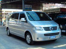 2010 Volkswagen Caravelle (ปี 04-16) Highline 2.5 AT Van
