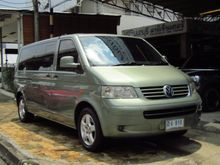 2007 Volkswagen Caravelle (ปี 04-16) Highline 3.2 AT Van