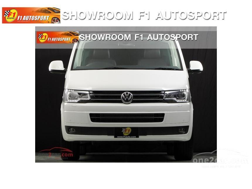 2016 Volkswagen Caravelle TDi Edition25 Van