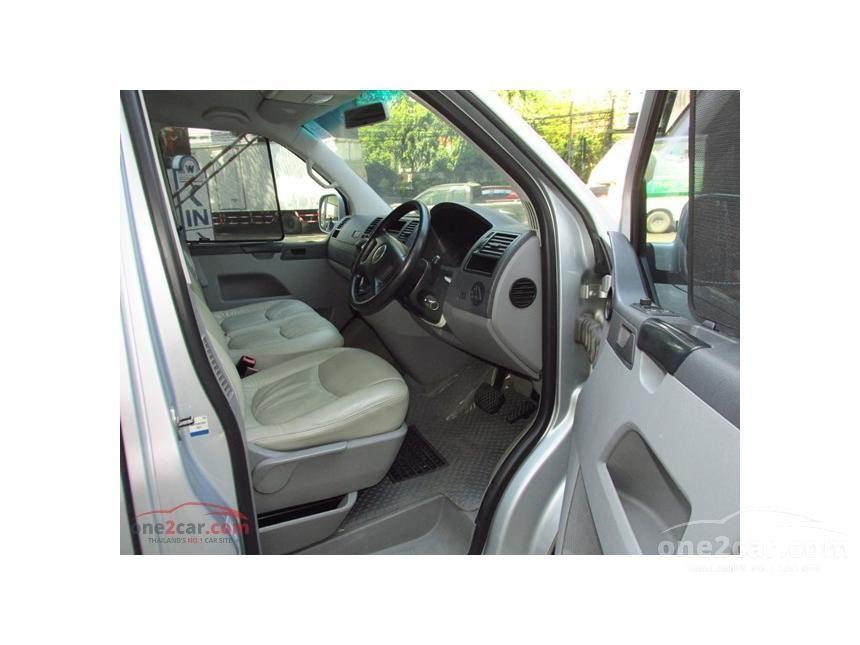 2004 Volkswagen Caravelle TDi Van