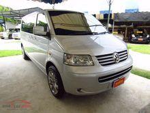 2006 Volkswagen Caravelle (ปี 04-16) TDi 2.5 AT Van