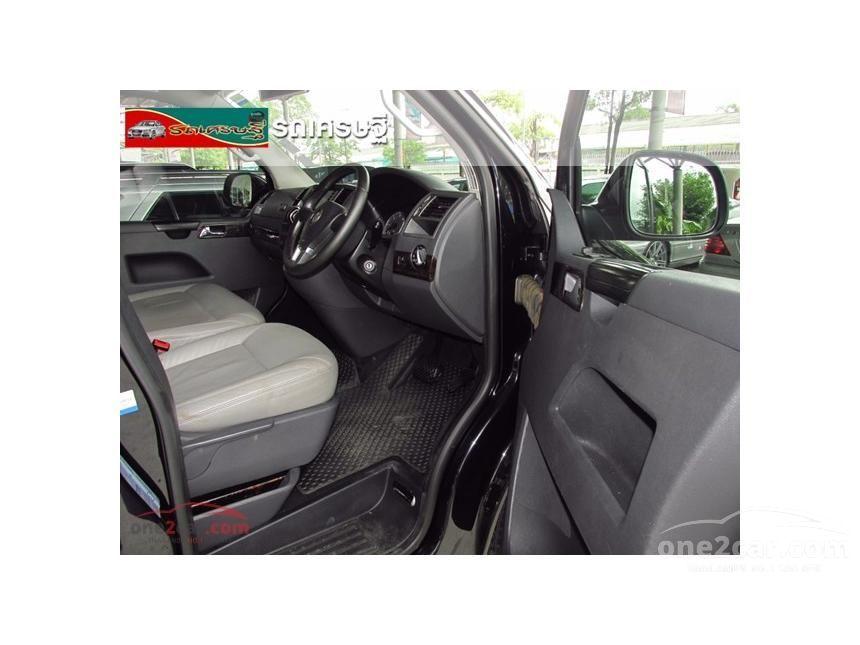 2012 Volkswagen Caravelle TDi Van